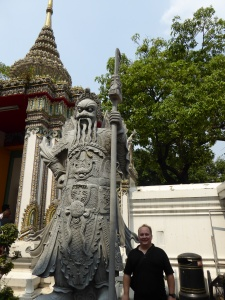 Robert at Wat Pho