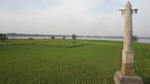 View from U-Bein Bridge