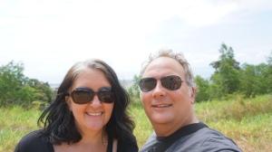 On Bokor Mountain