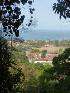 The view from Kep National Forest