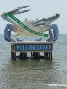 Crab statute in Kep