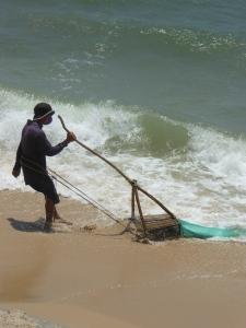 Ham Tien fisherman