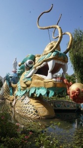 Dragon at Dragon Pagoda