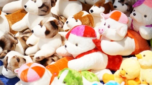Stuffed animals for sale