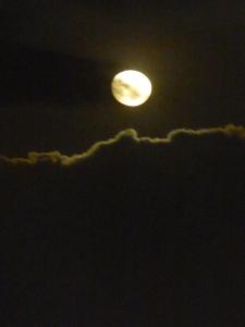 Moonrise over Nha Trang