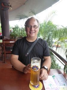 Hanoi microbrewery