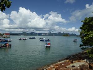 Langkawi clouds