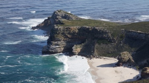 View of Cape of Good Hope from Cape Point