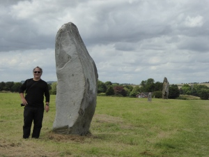 Robert at Avebury