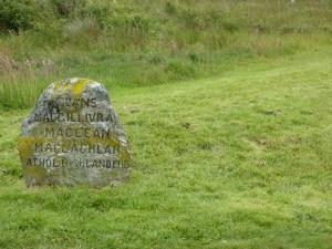 MacClean grave