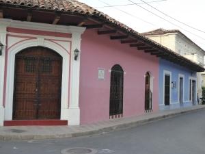 Random street in Granada
