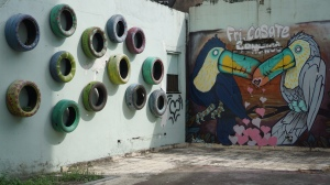 Street art in Panama City