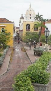 Old quarter of Cartagena