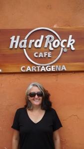 At the Hard Rocl