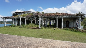 Escobar's abandoned home