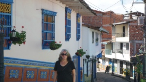 Lisa in Guatape